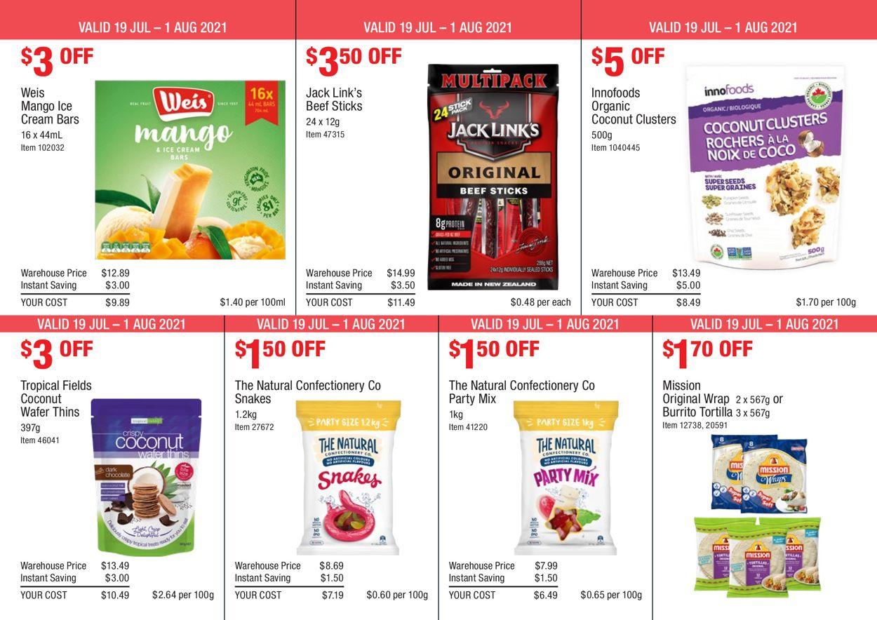Costco Catalogue - 19/07-01/08/2021 (Page 6)