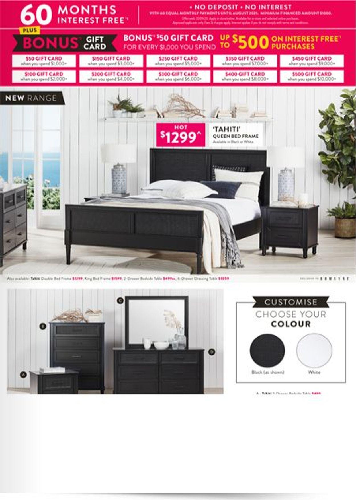 Domayne Catalogue - 15/09-22/09/2020