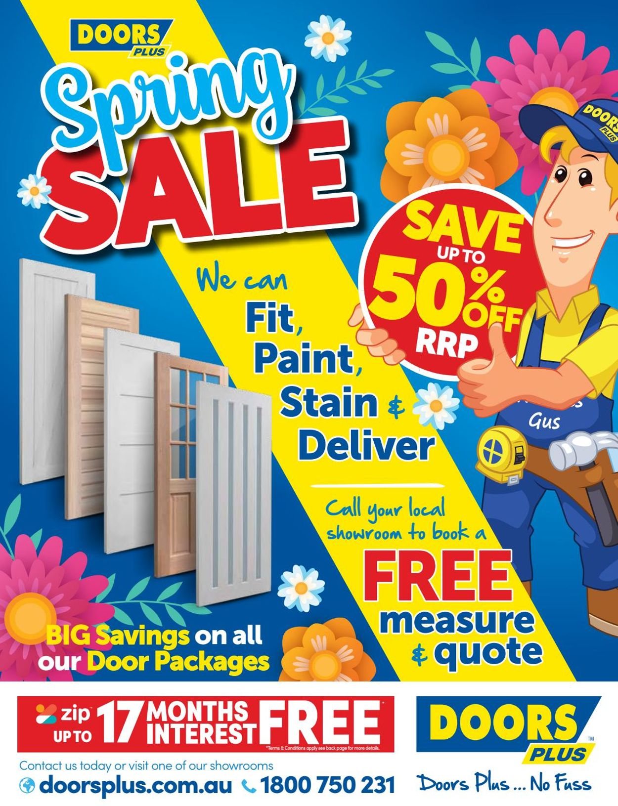 Doors Plus Black Friday Catalogue - 01/11-30/11/2020