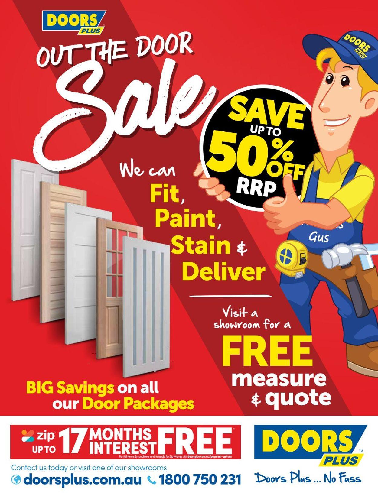 Doors Plus Catalogue - 01/12-31/01/2021