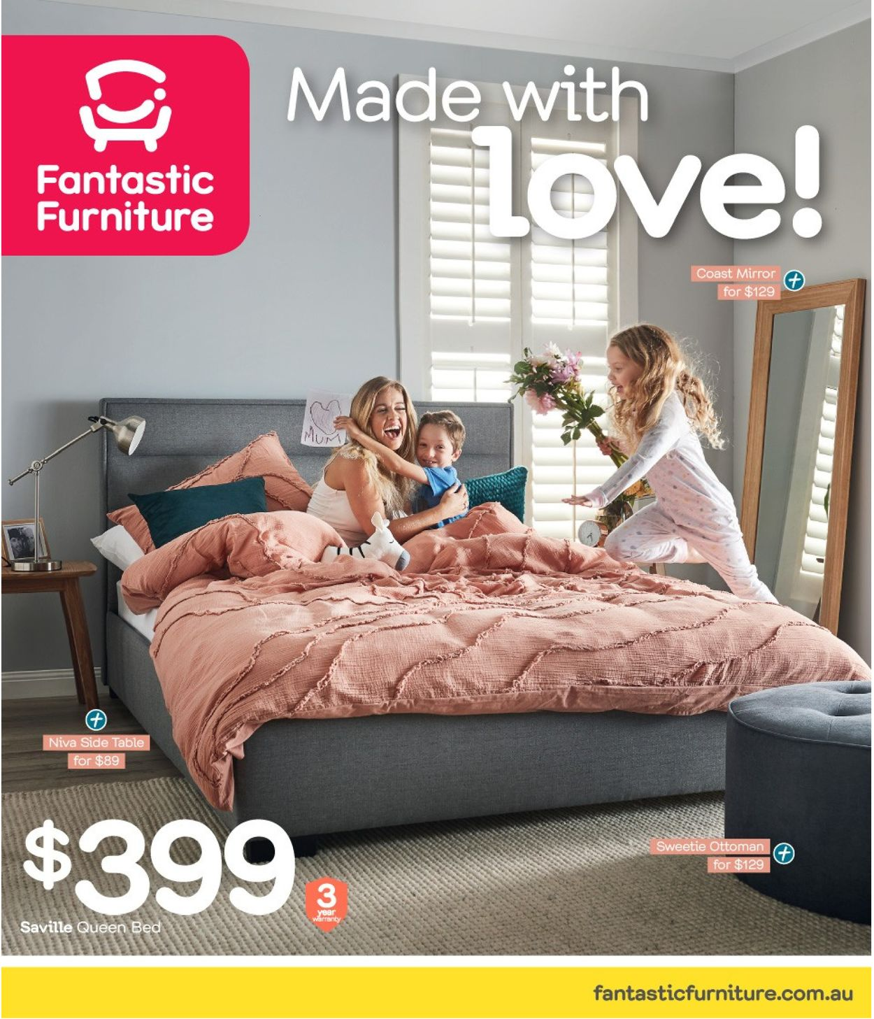 Fantastic Furniture Catalogue - 29/04-02/06/2019
