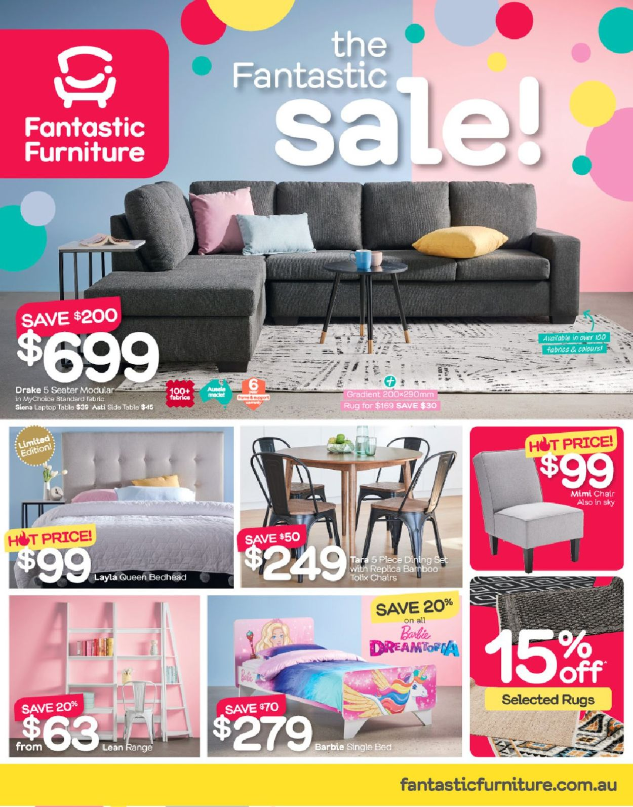 Fantastic Furniture Catalogue - 03/06-30/06/2019