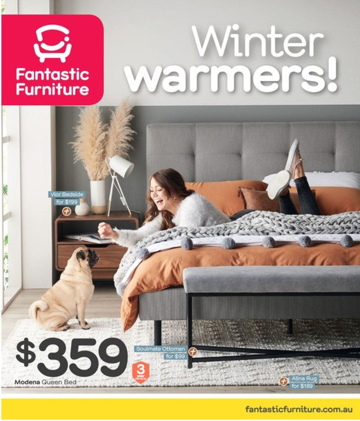 Fantastic Furniture Catalogue - 01/07-11/08/2019