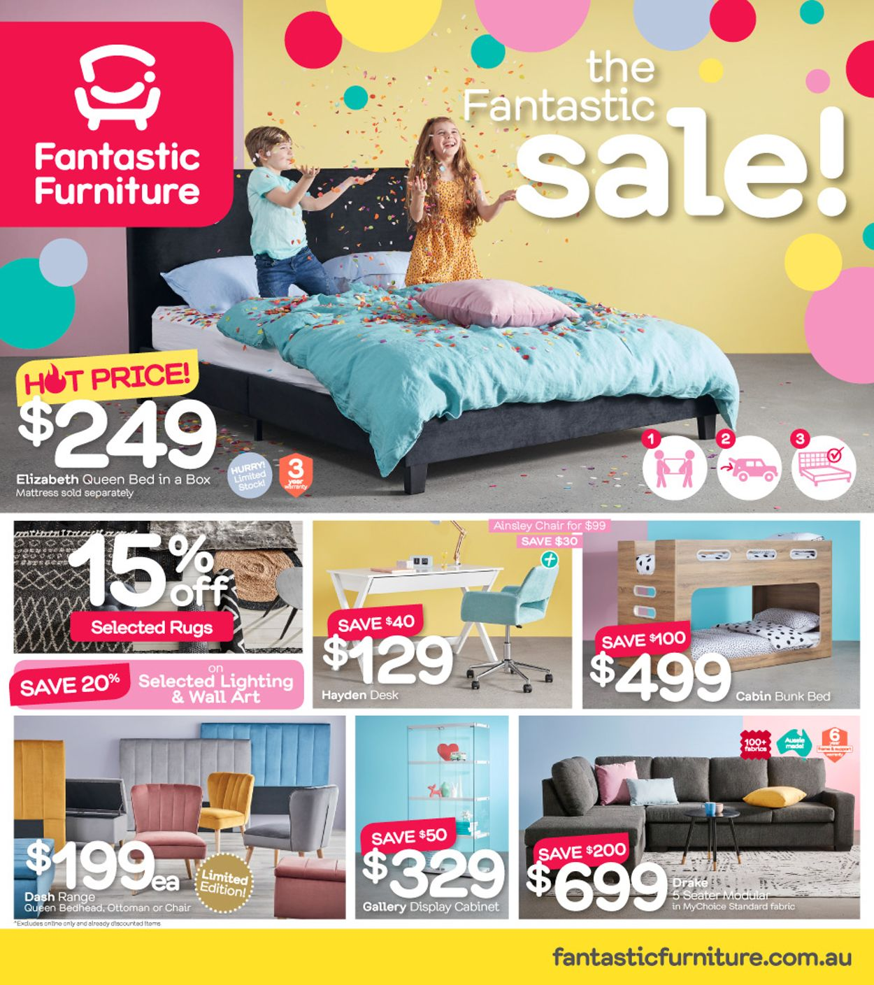 Fantastic Furniture Catalogue - 26/12-29/01/2020