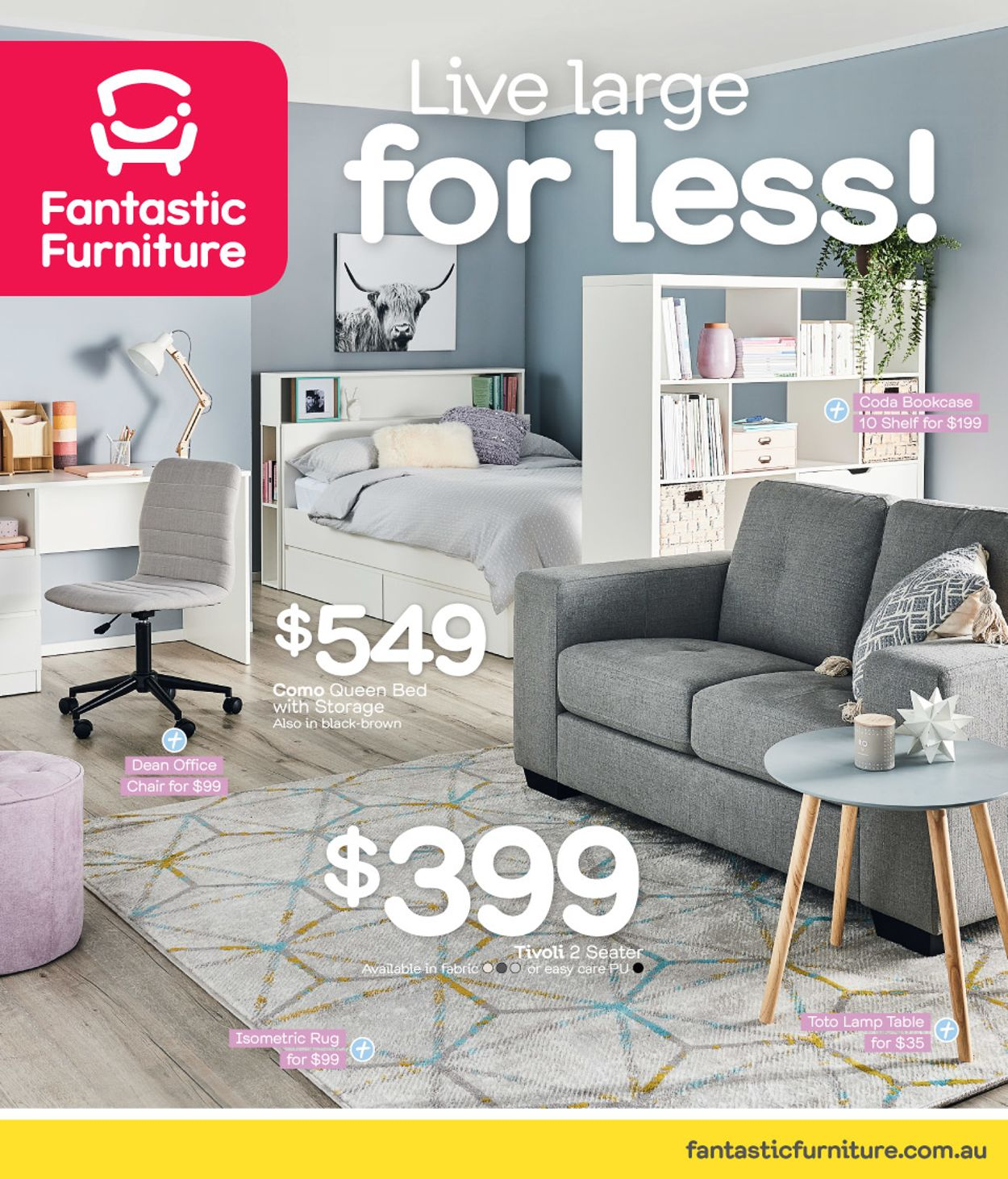 Fantastic Furniture Catalogue - 03/02-29/03/2020