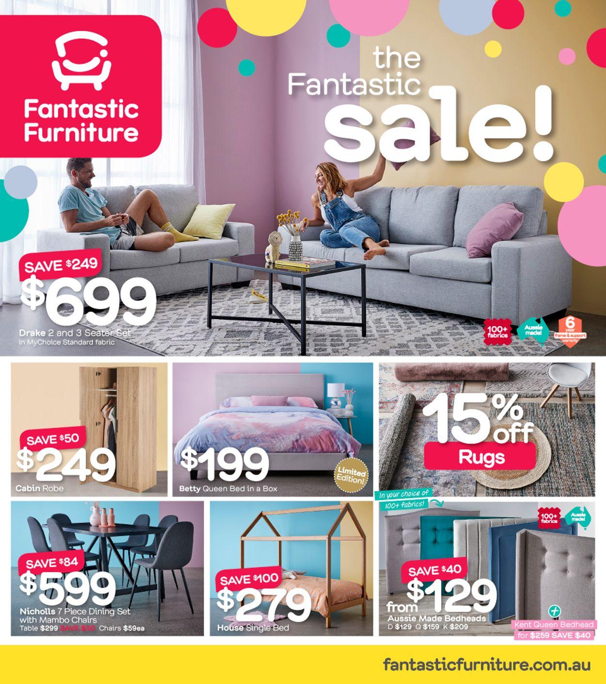 Fantastic Furniture Catalogue - 01/06-30/06/2020