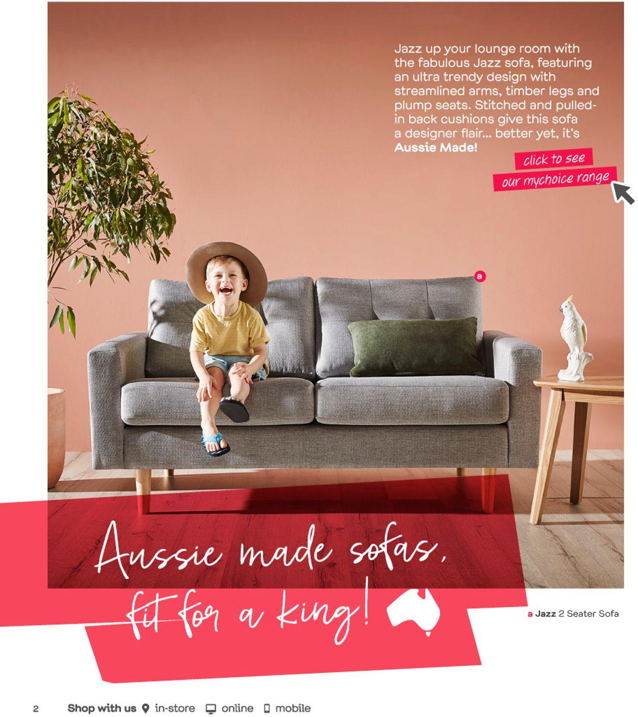 Fantastic Furniture Catalogue - 01/02-28/03/2021 (Page 2)