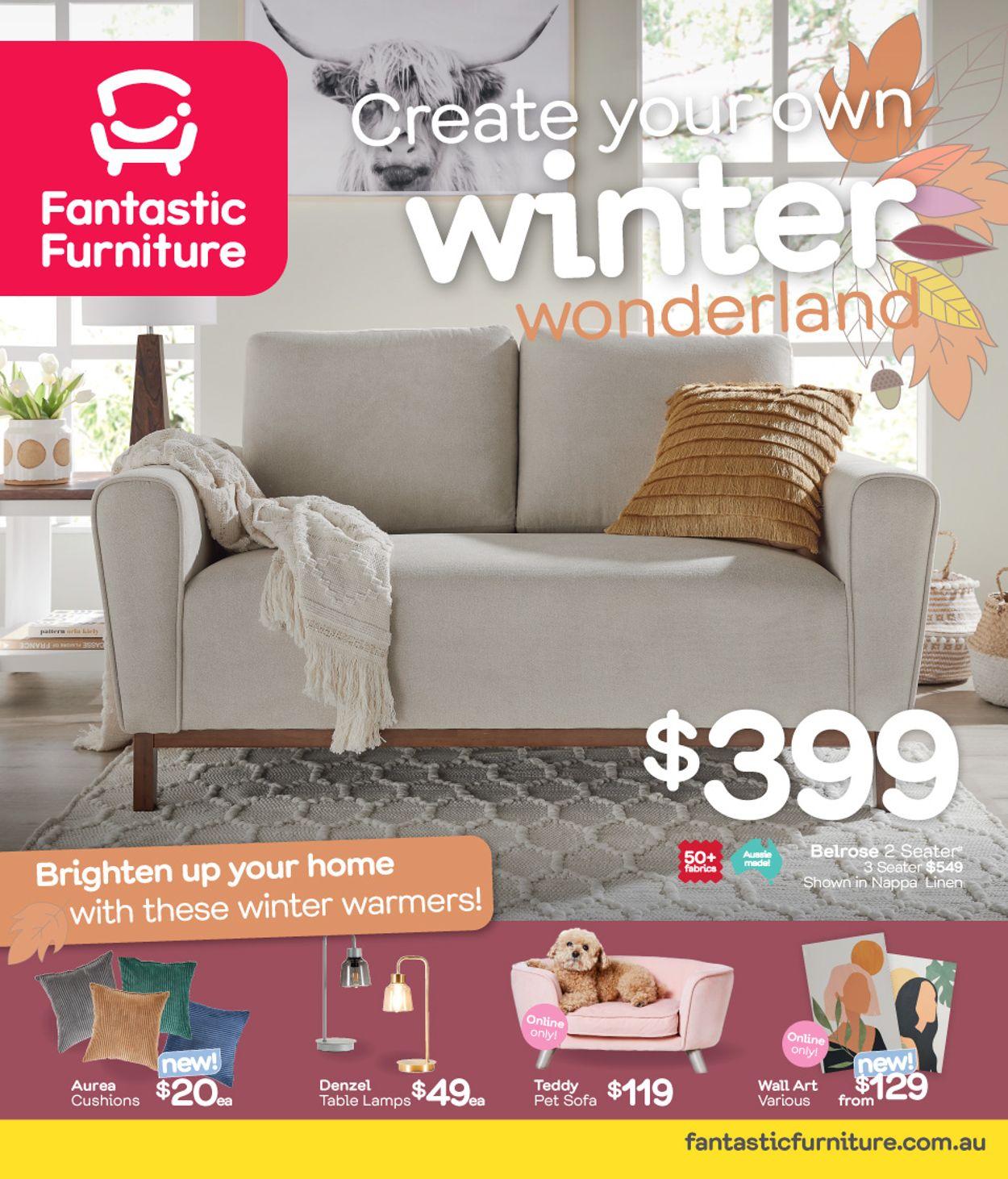 Fantastic Furniture Catalogue - 06/03-30/05/2021