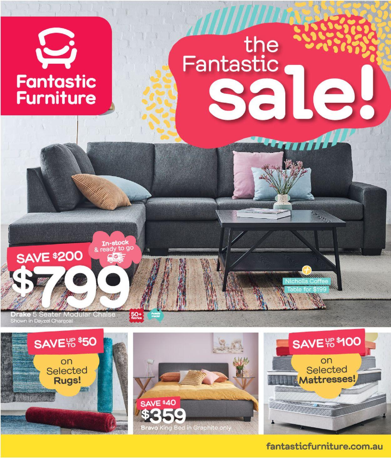 Fantastic Furniture Catalogue - 31/05-30/06/2021