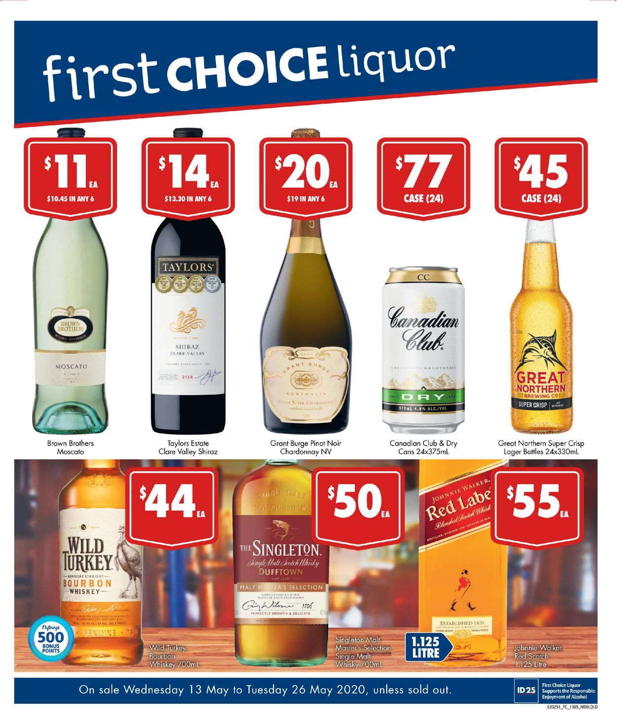 First Choice Catalogue - 13/05-26/05/2020