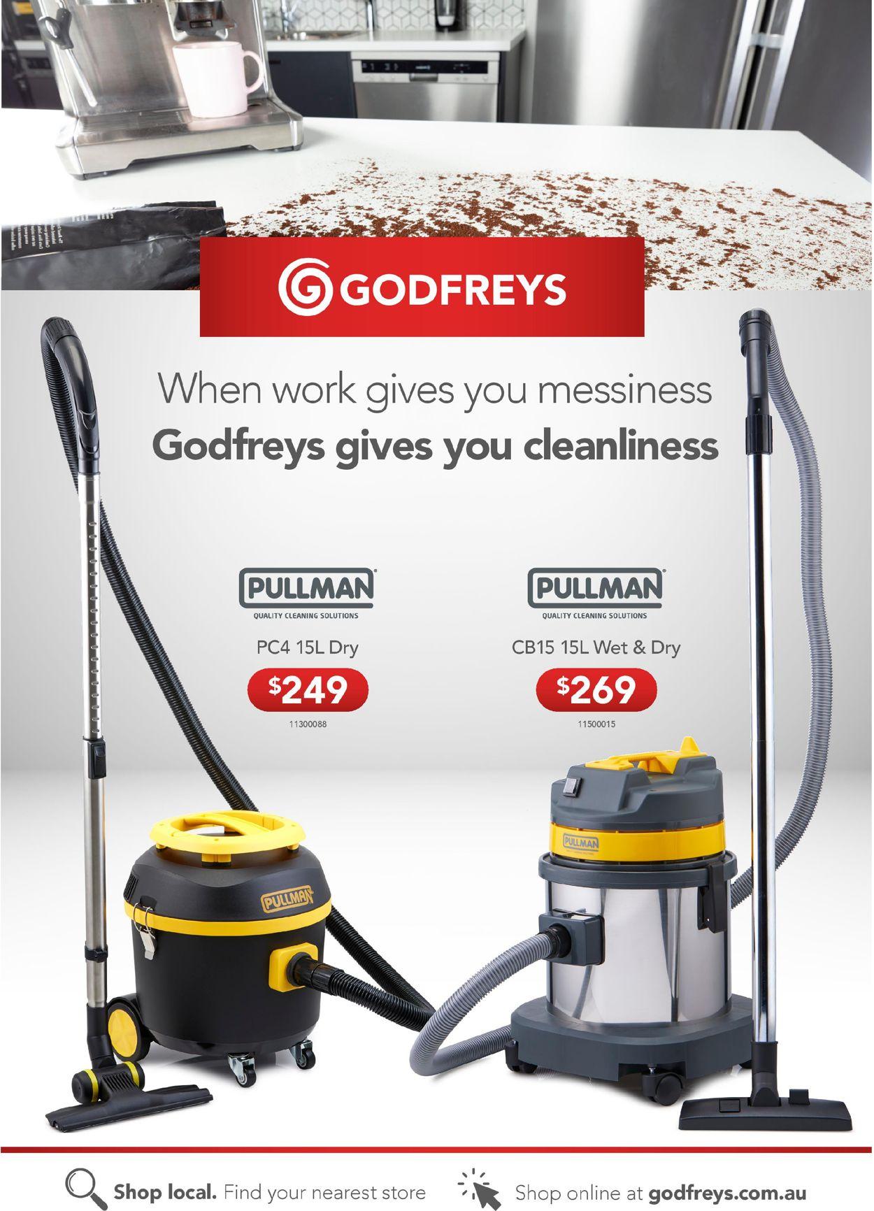 Godfreys Catalogue - 30/07-26/08/2020