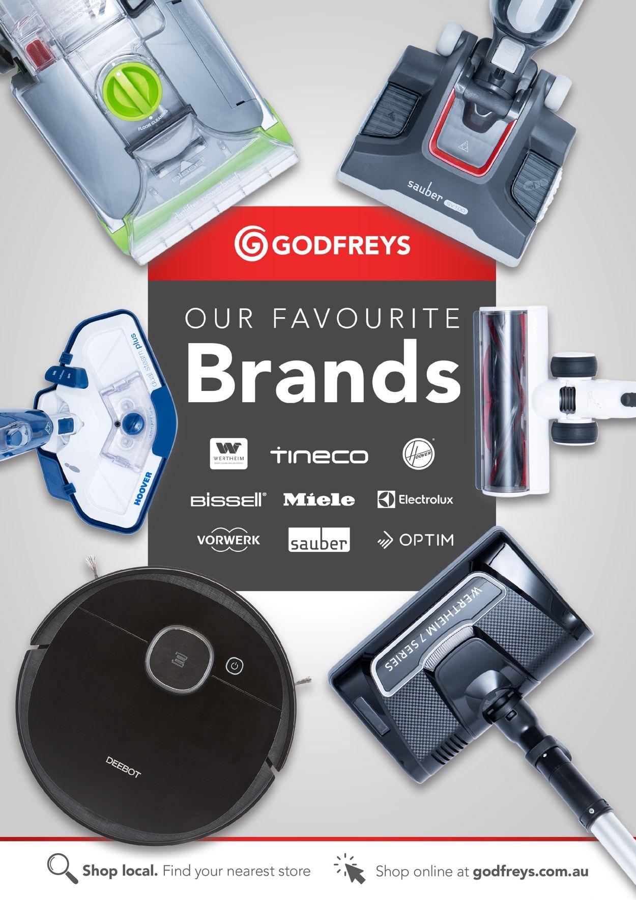 Godfreys Catalogue - 29/04-26/05/2021