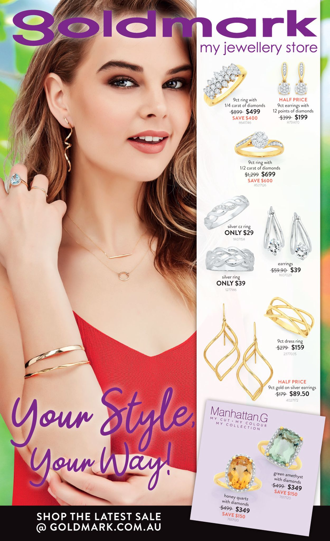 Goldmark Catalogue - 16/03-12/04/2020