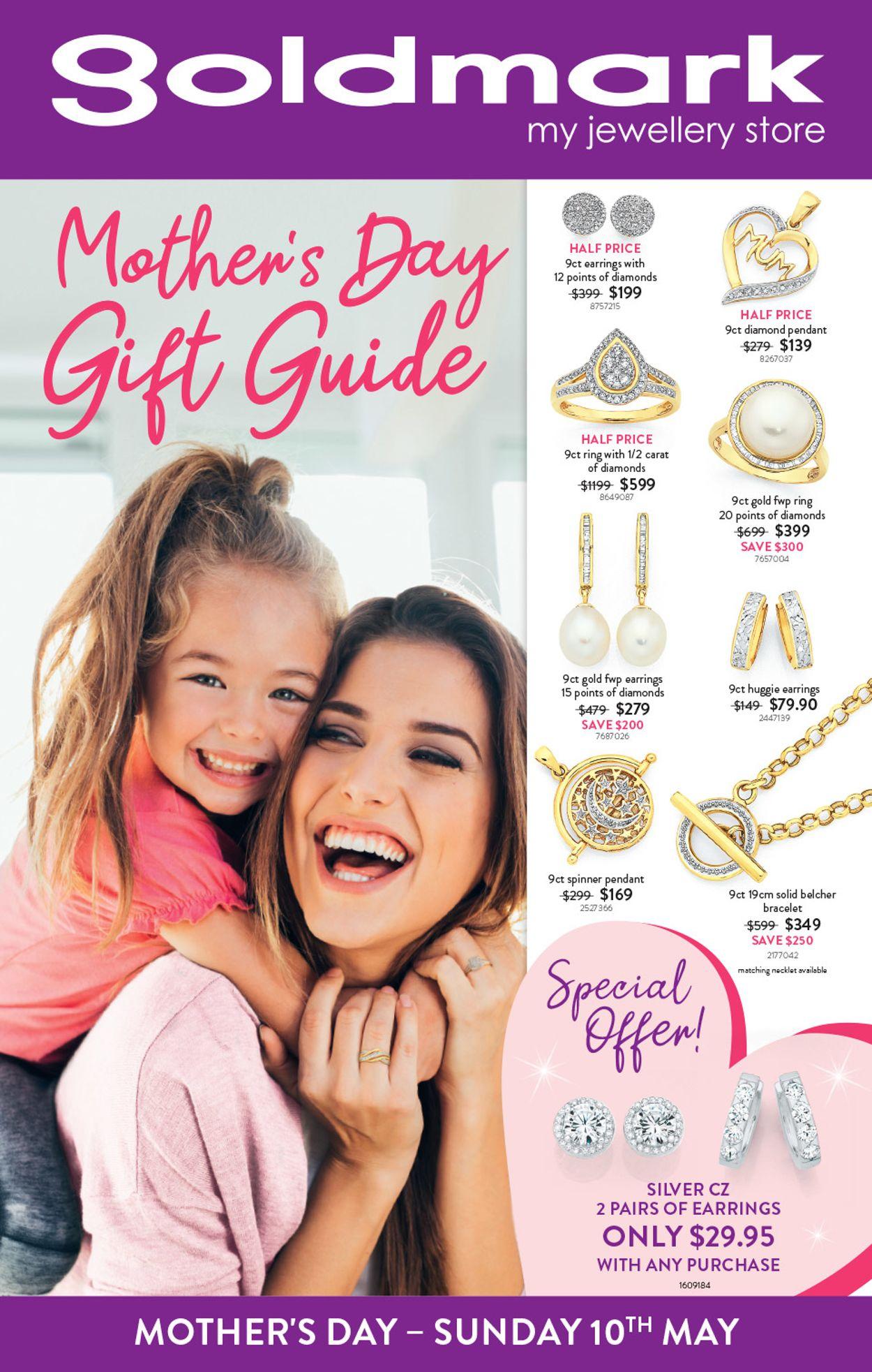 Goldmark Catalogue - 13/04-10/05/2020