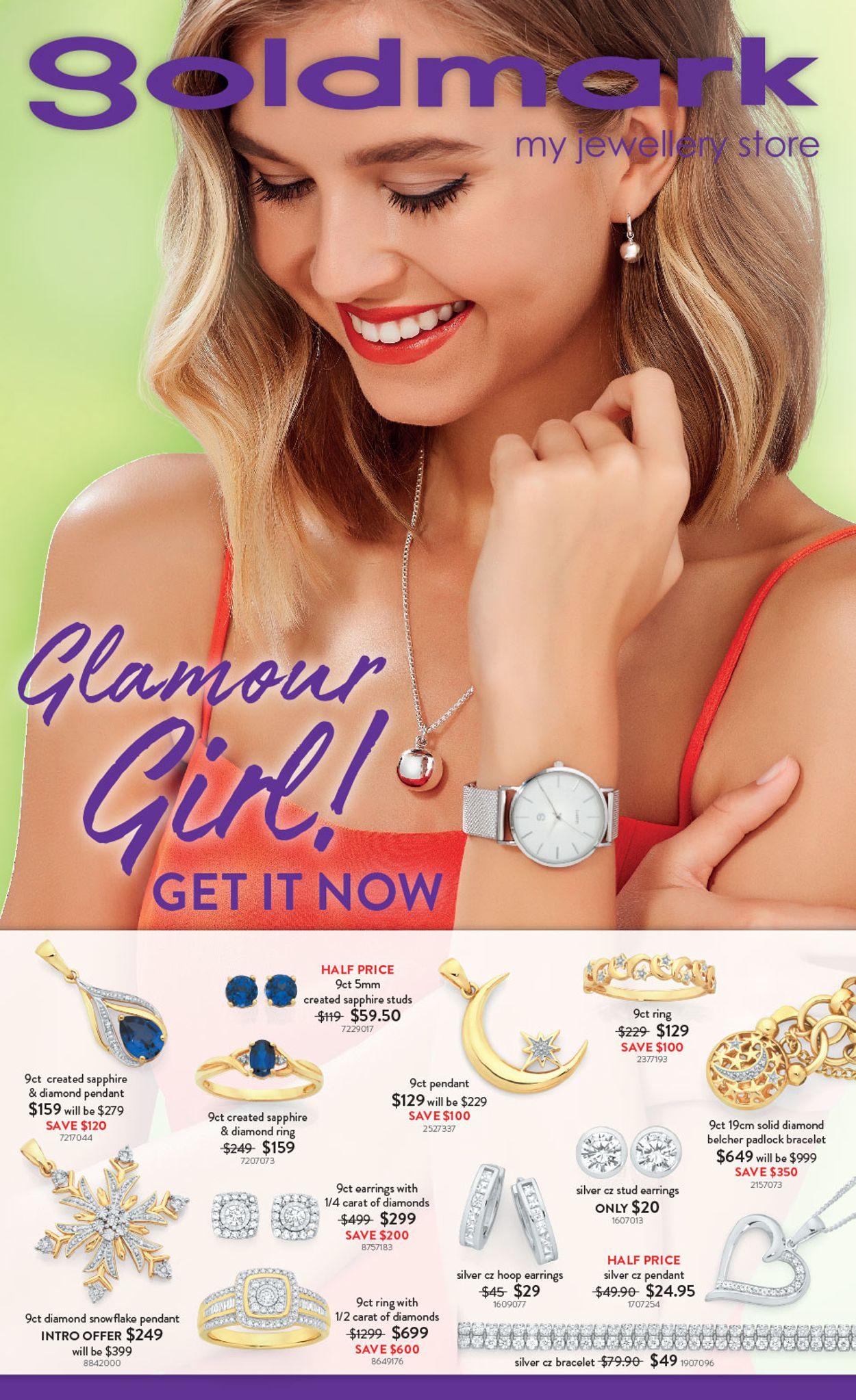 Goldmark Catalogue - 03/08-06/09/2020