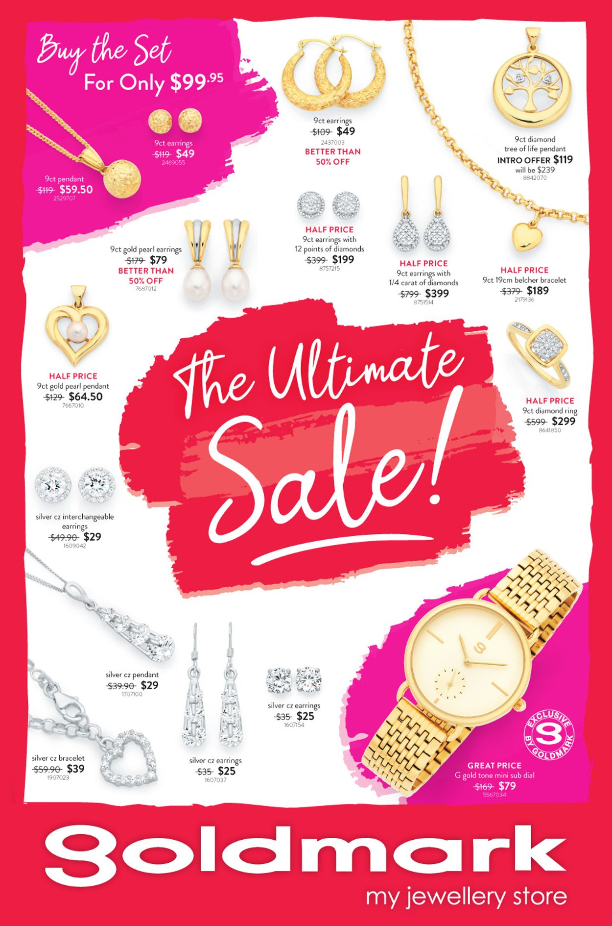 Goldmark Catalogue - 07/09-27/09/2020