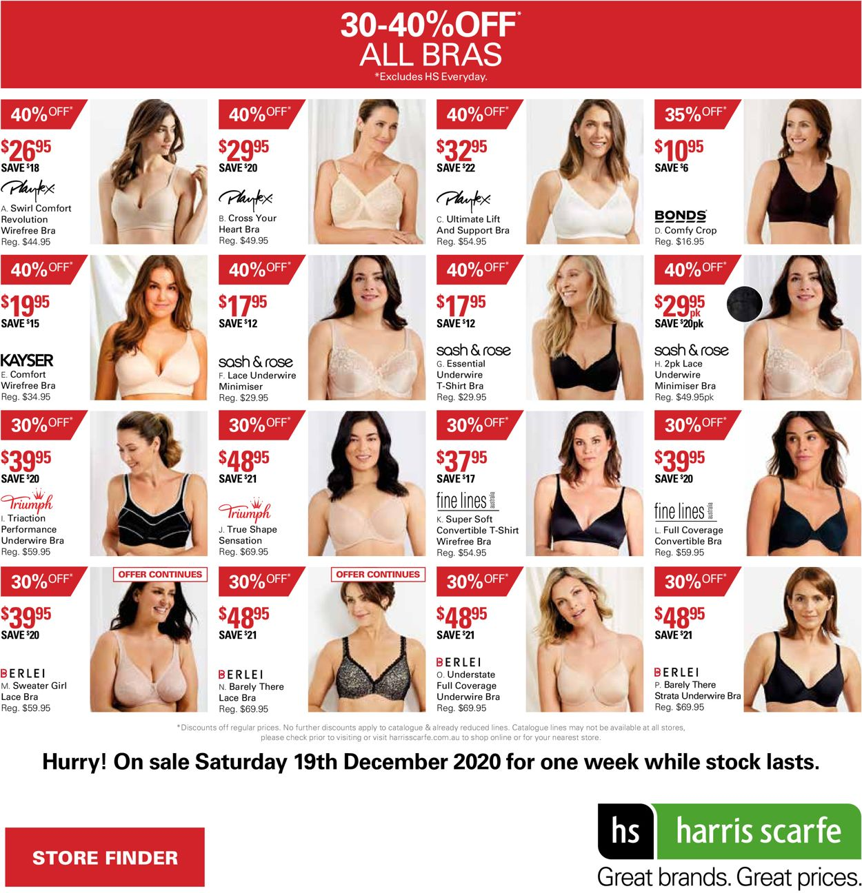 Harris Scarfe - Boxing Day 2020 Catalogue - 19/12-25/12/2020 (Page 12)