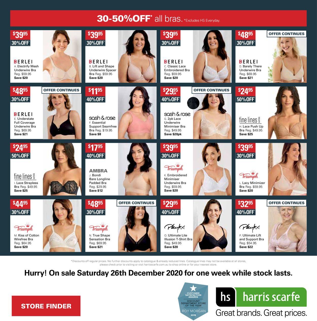 Harris Scarfe Catalogue - 26/12-01/01/2021 (Page 24)