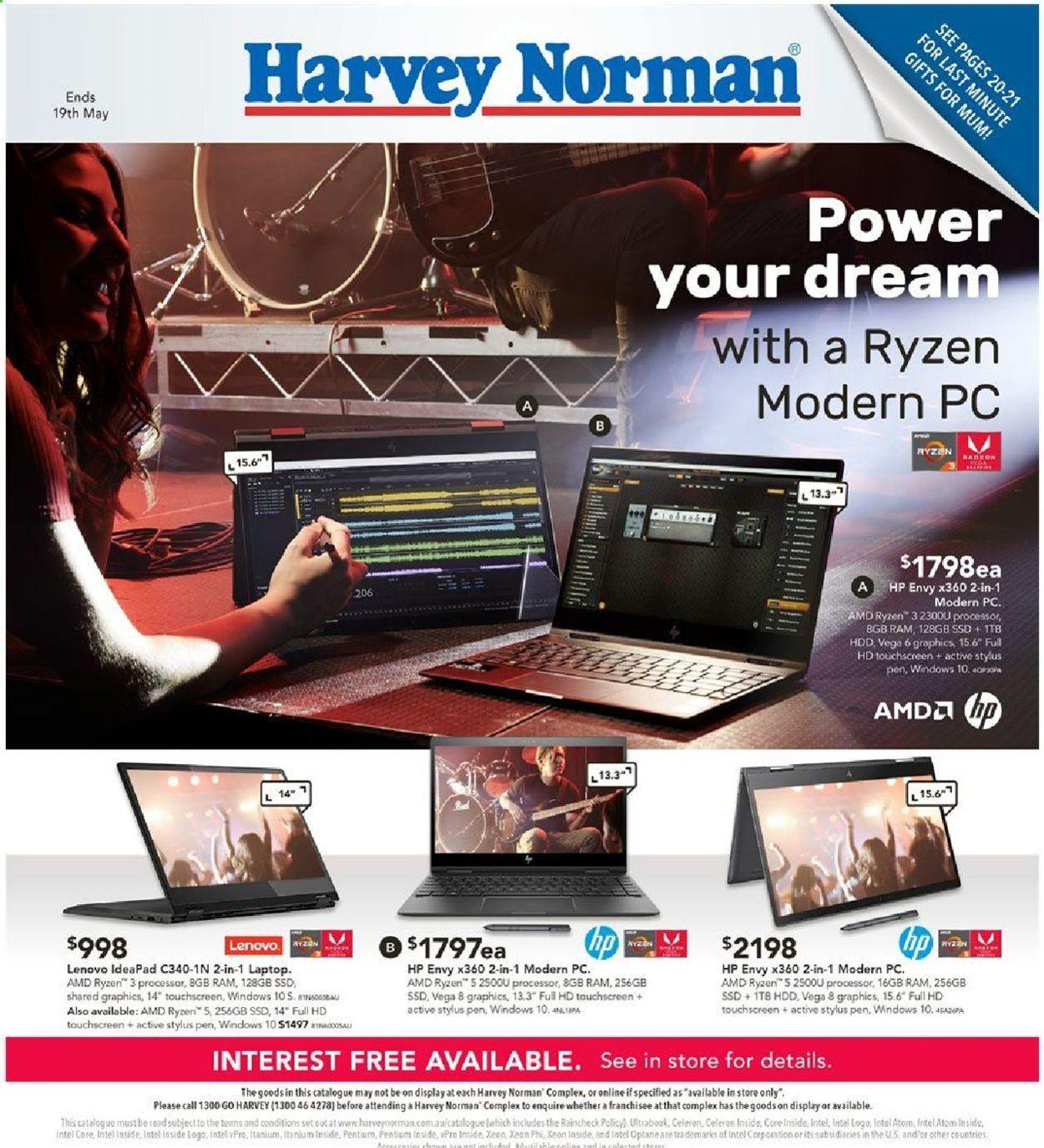 Harvey Norman Catalogue - 03/05-19/05/2019