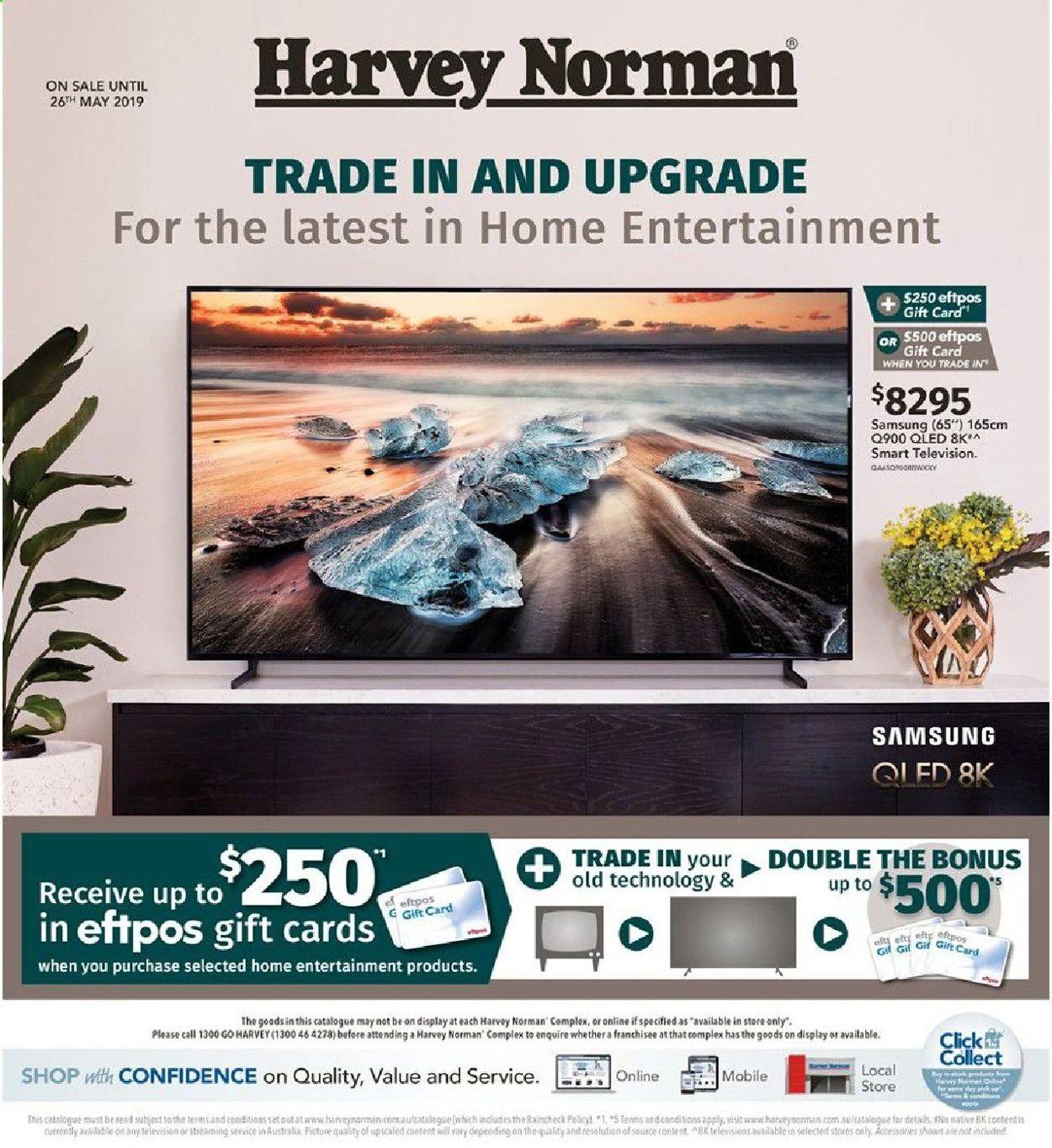 Harvey Norman Catalogue - 10/05-26/05/2019