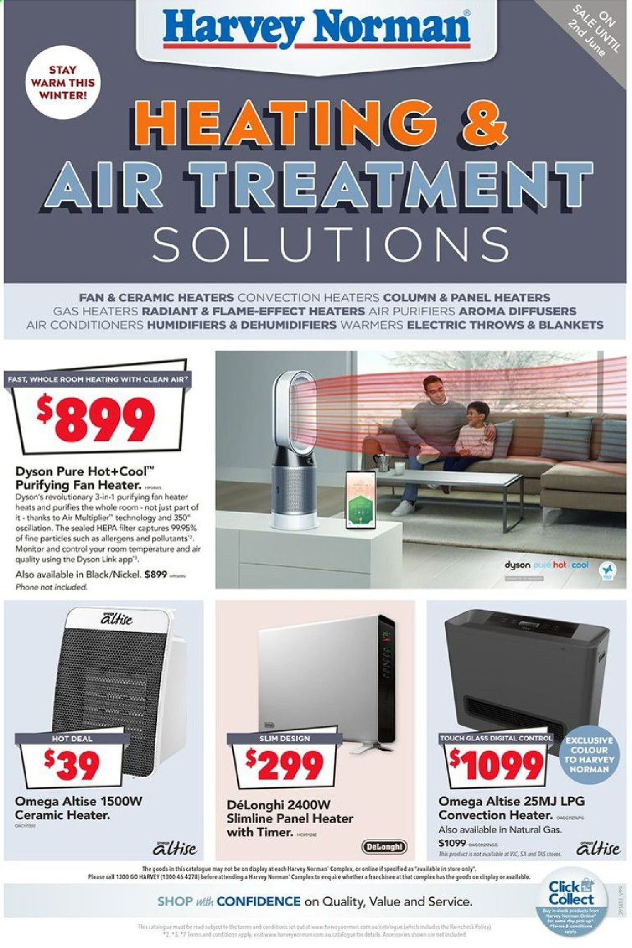 Harvey Norman Catalogue - 18/05-02/06/2019