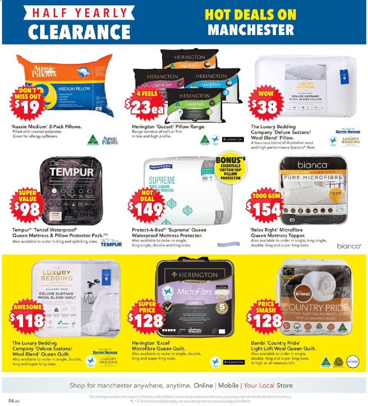 Harvey Norman Catalogue - 30/05-30/06/2019 (Page 4)