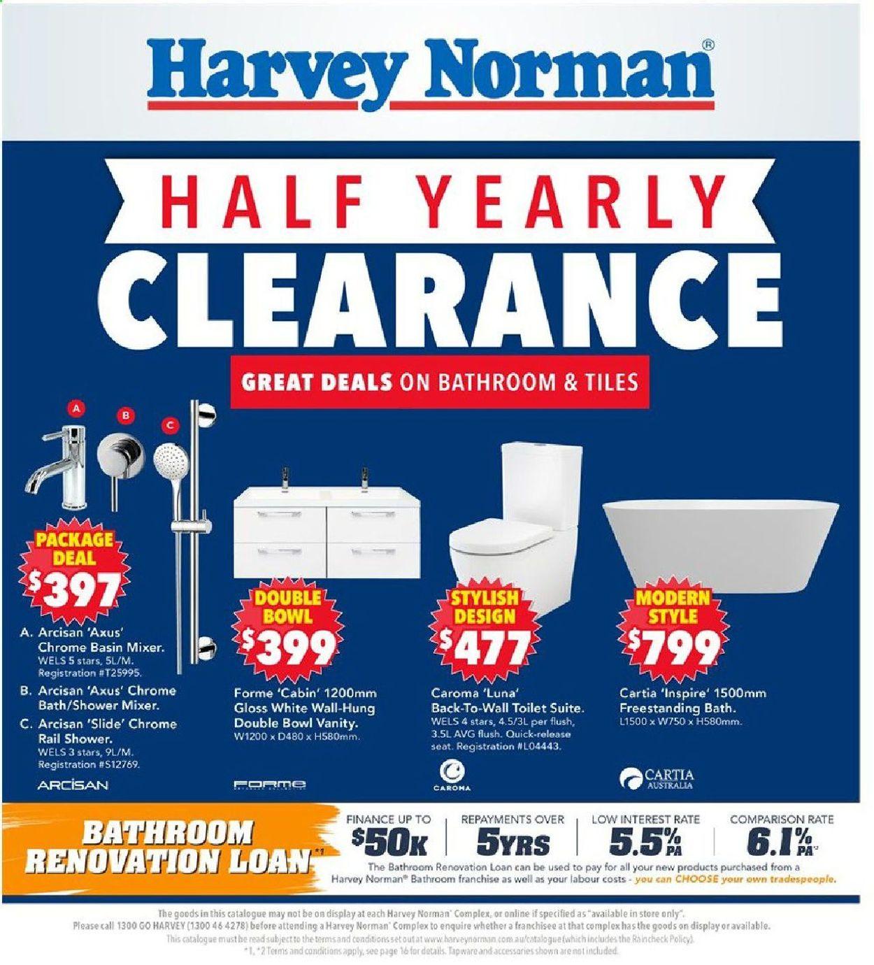 Harvey Norman Catalogue - 30/05-30/06/2019