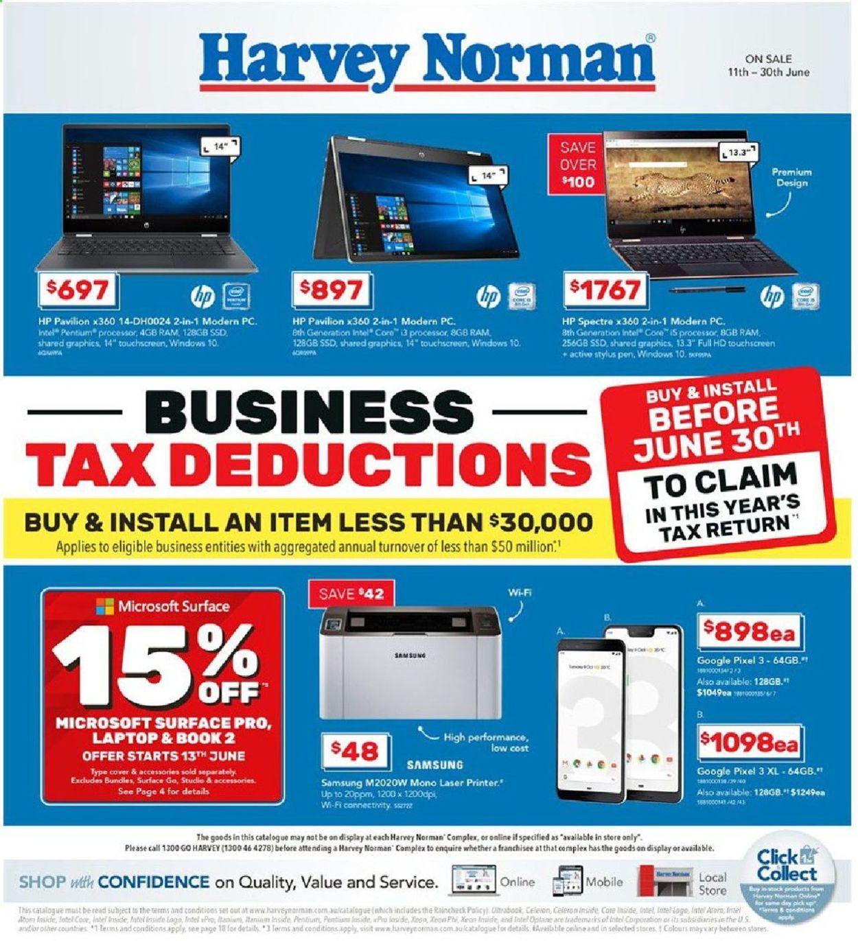 Harvey Norman Catalogue - 11/06-30/06/2019