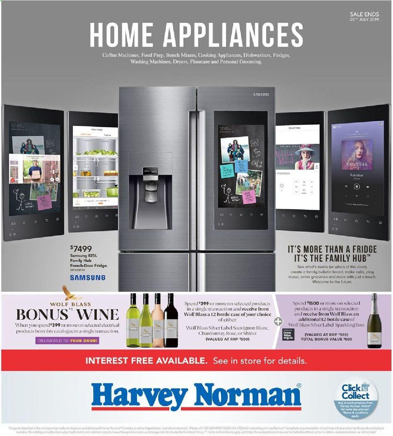 Harvey Norman Catalogue - 05/07-29/07/2019