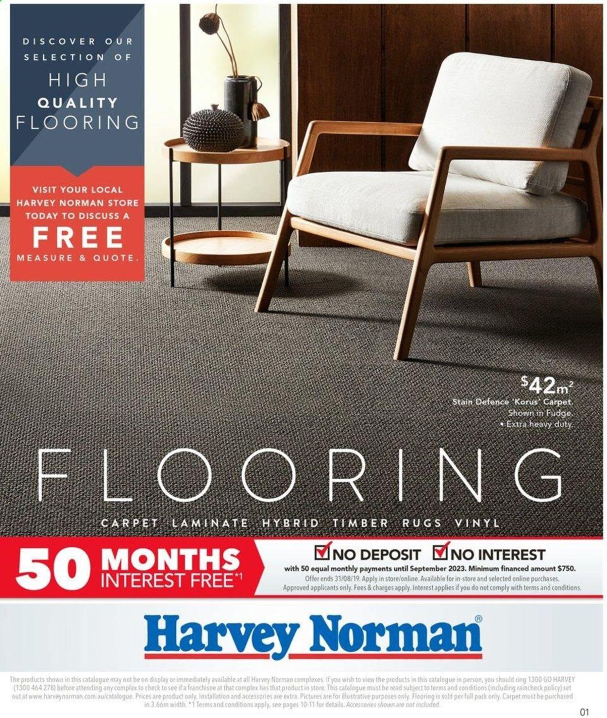 Harvey Norman Catalogue - 26/07-11/08/2019