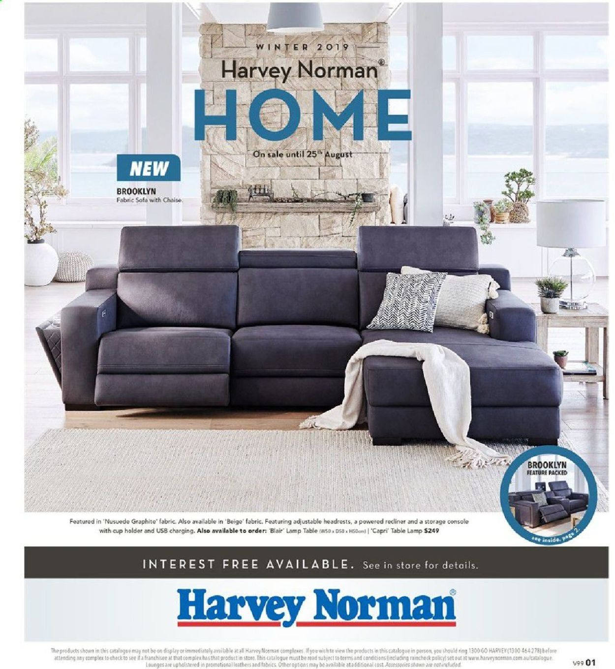 Harvey Norman Catalogue - 02/08-25/08/2019