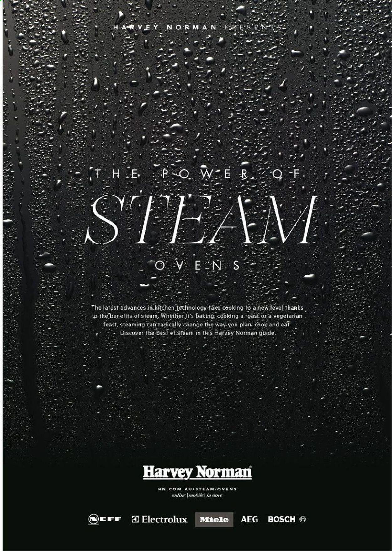 Harvey Norman Catalogue - 19/08-02/10/2019