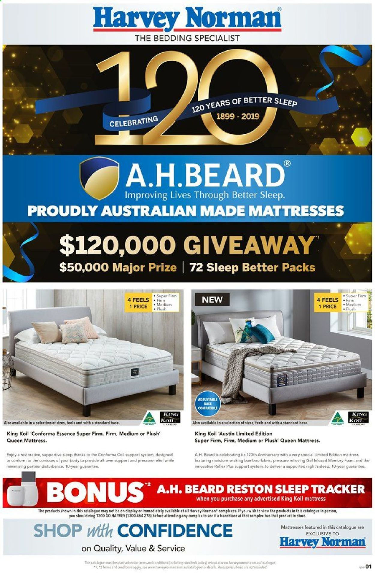 Harvey Norman Catalogue - 23/08-15/09/2019