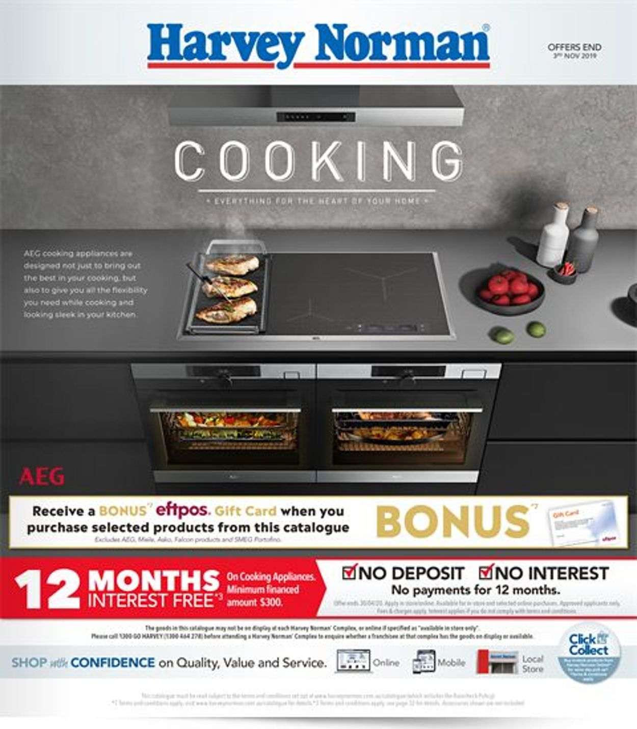 Harvey Norman Catalogue - 04/10-03/11/2019