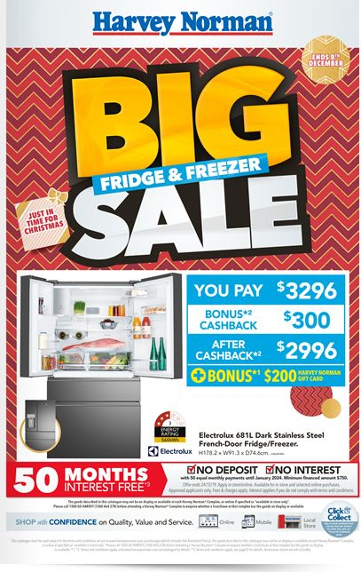 Harvey Norman Catalogue - 22/11-08/12/2019