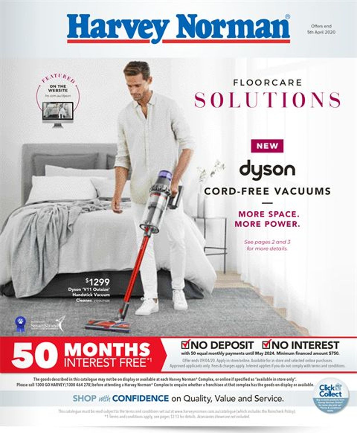 Harvey Norman Catalogue - 20/03-05/04/2020