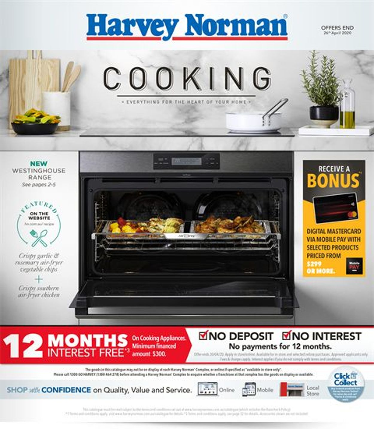 Harvey Norman Catalogue - 27/03-26/04/2020