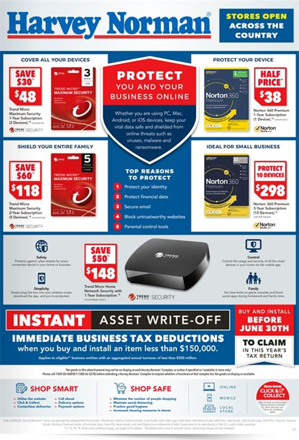 Harvey Norman Catalogue - 22/06-30/06/2020
