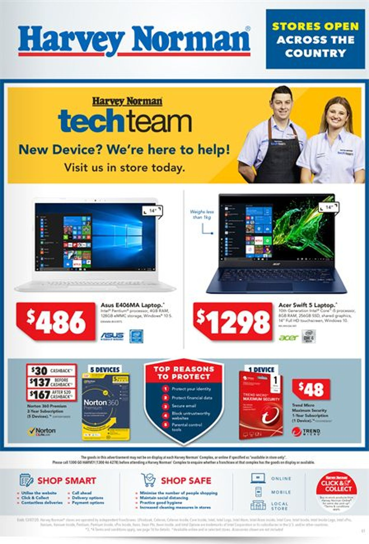 Harvey Norman Catalogue - 03/07-13/07/2020