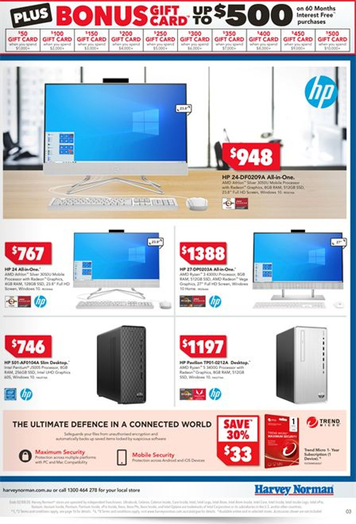 Harvey Norman Catalogue - 24/07-02/08/2020 (Page 3)
