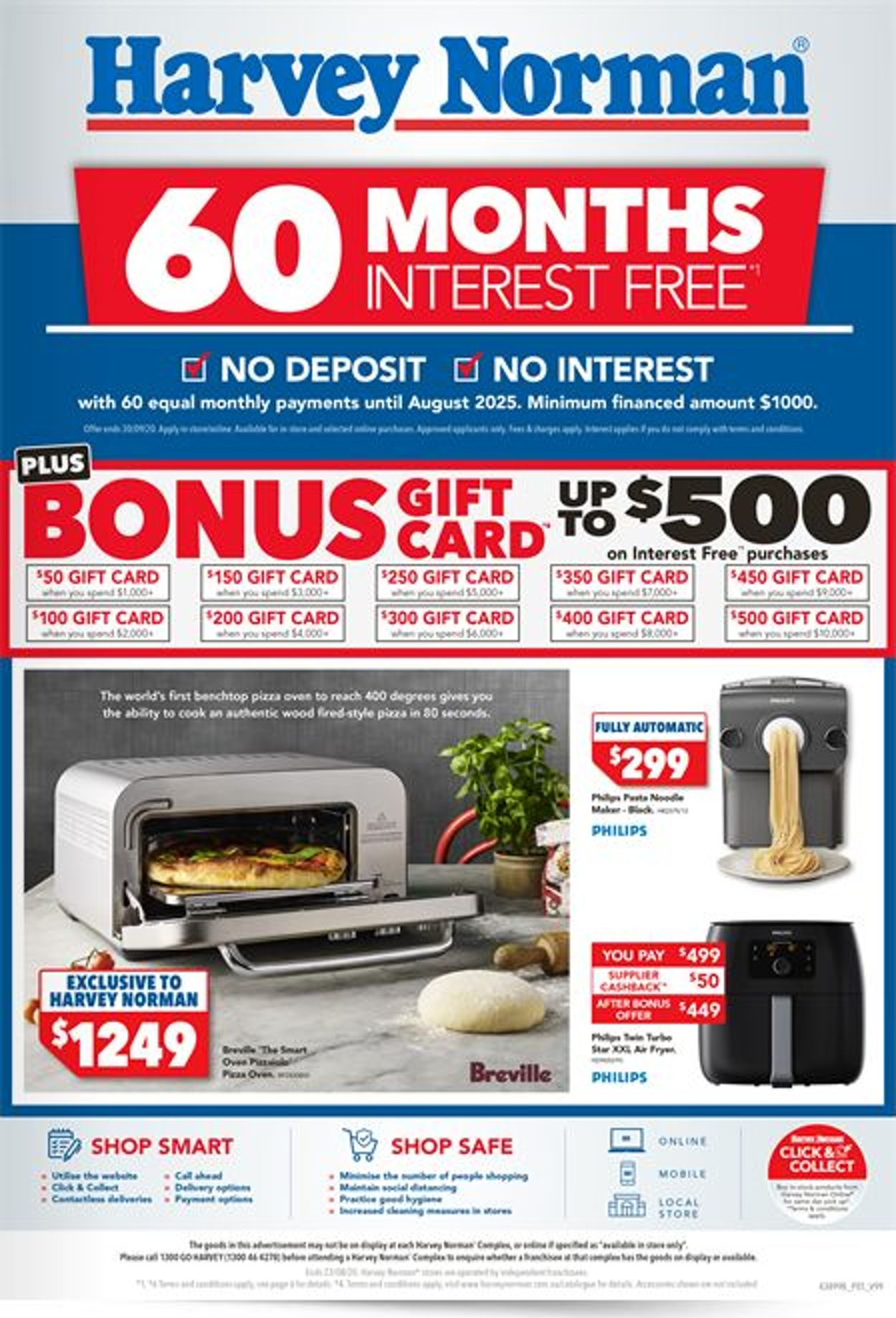 Harvey Norman Catalogue - 13/08-23/08/2020