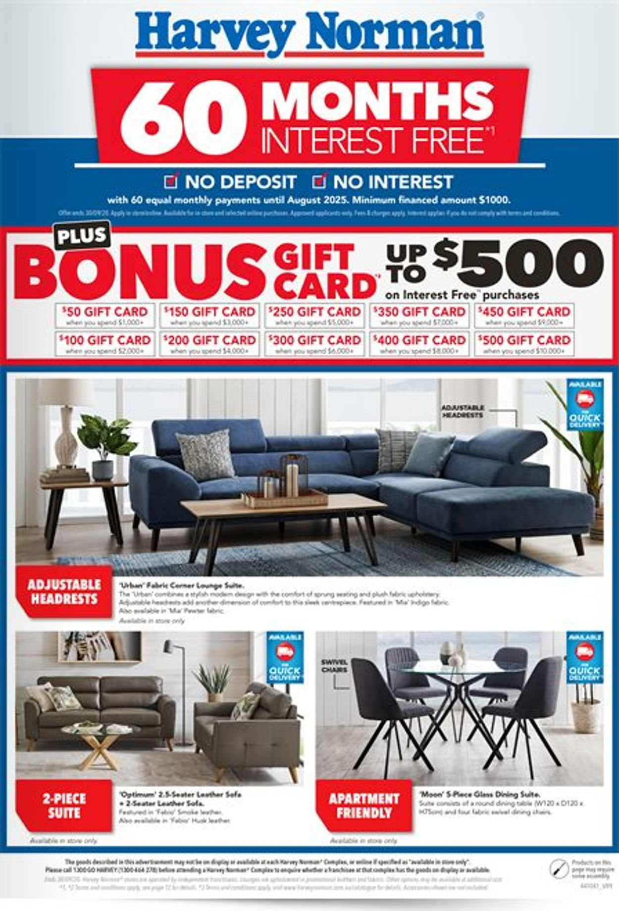 Harvey Norman Catalogue - 18/09-30/09/2020