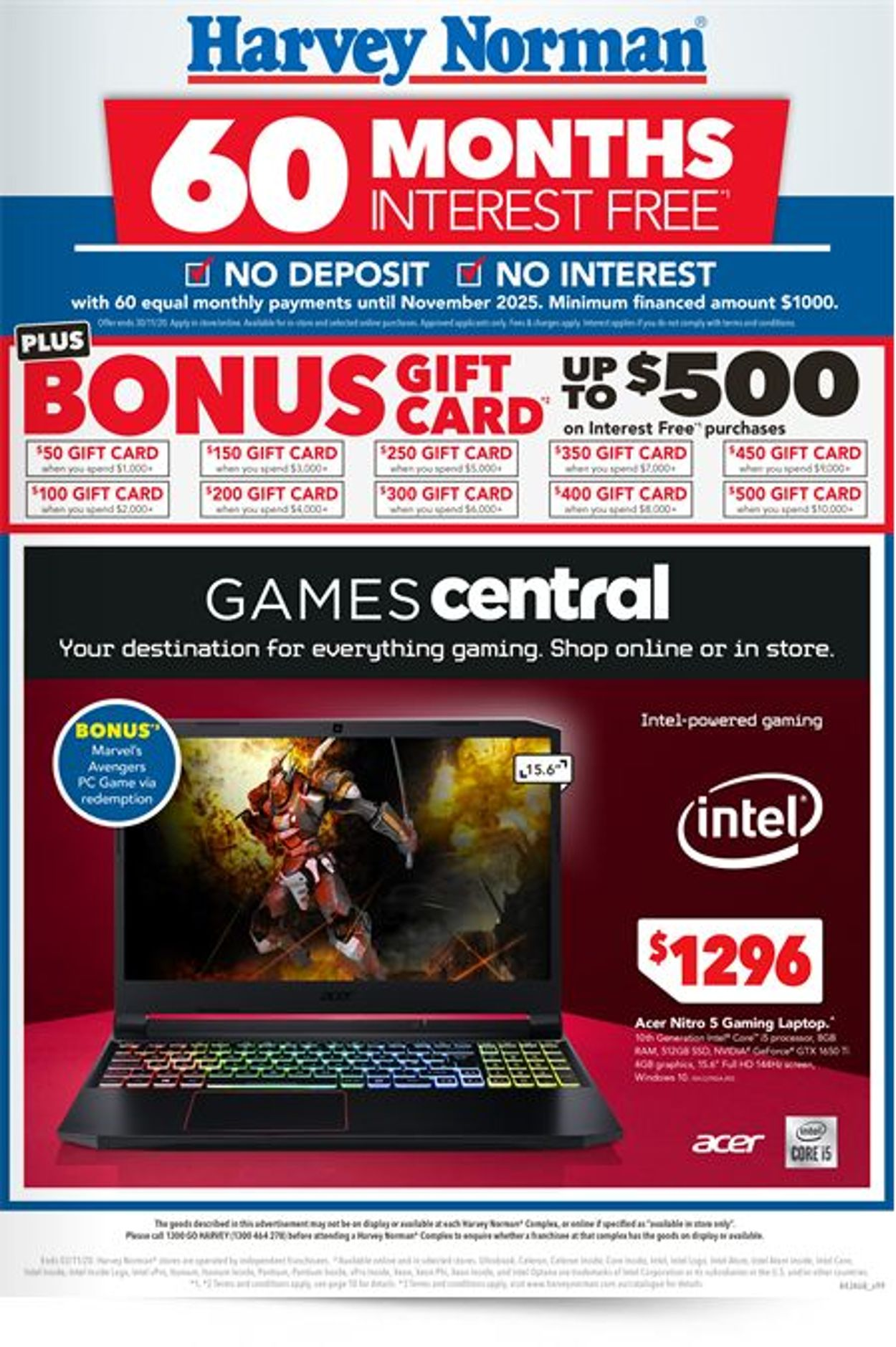 Harvey Norman Catalogue - 28/10-03/11/2020