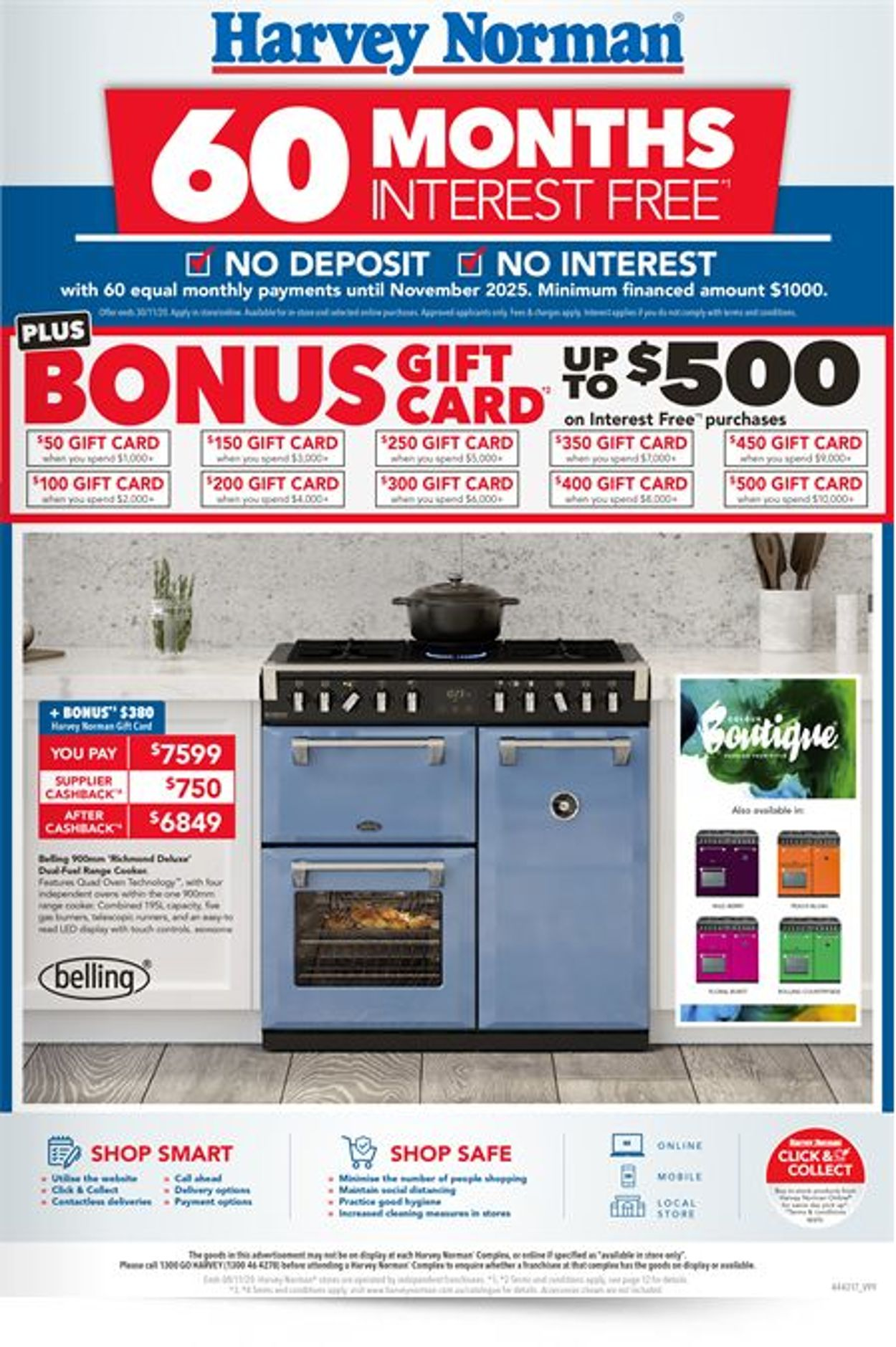 Harvey Norman Catalogue - 05/11-08/11/2020