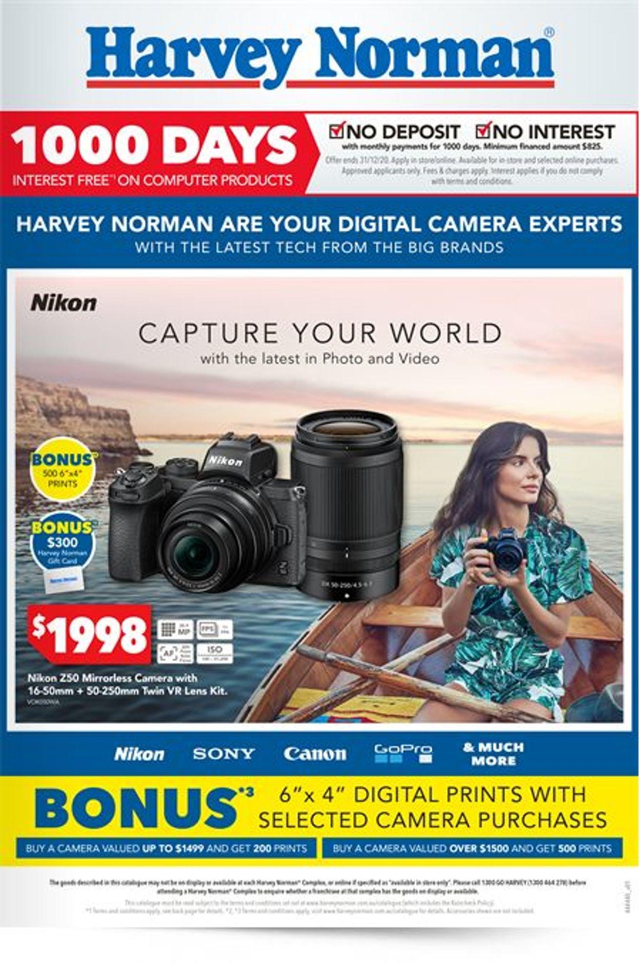 Harvey Norman - Holiday 2020 Catalogue - 04/12-24/12/2020