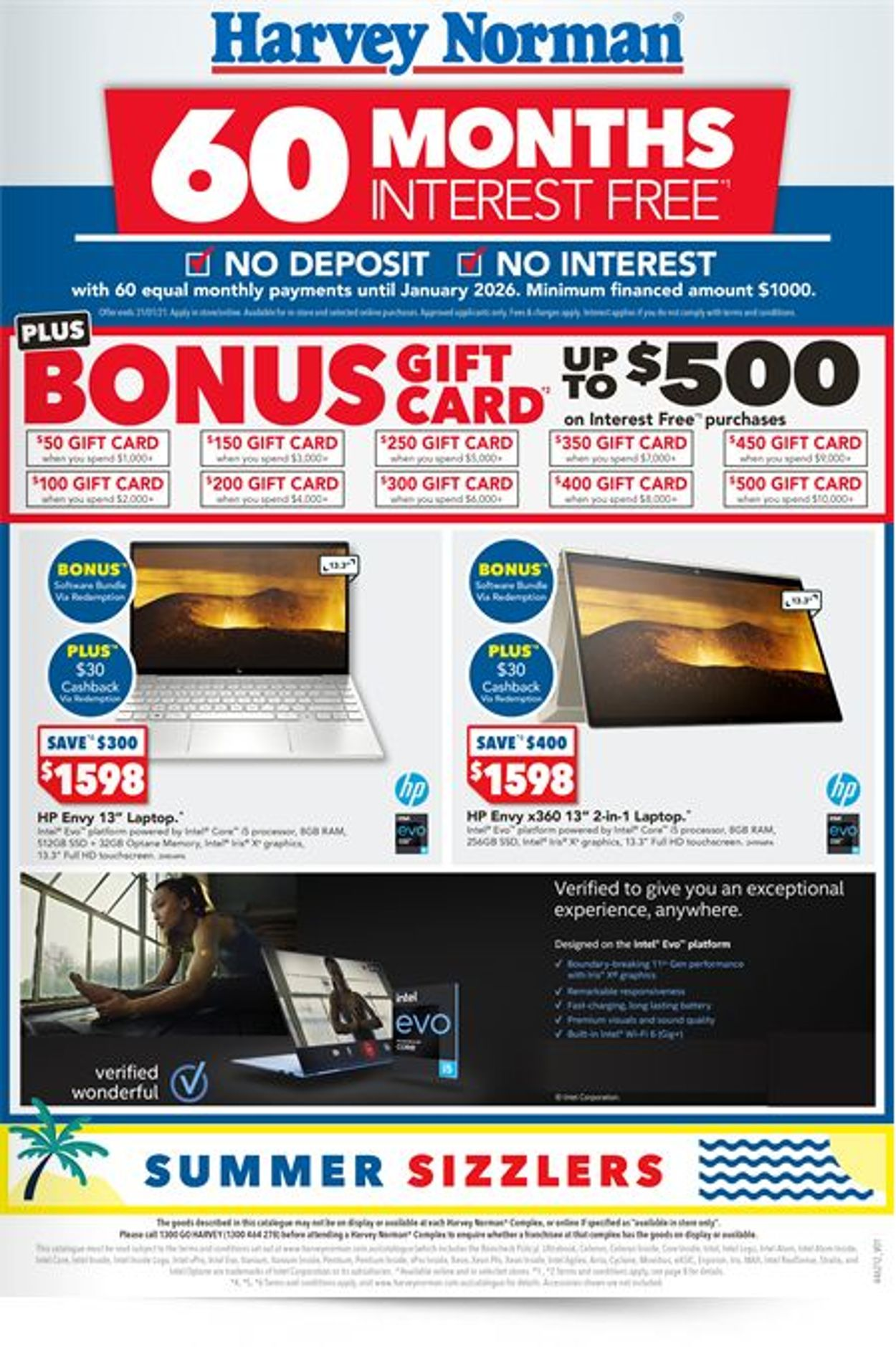 Harvey Norman Catalogue - 05/01-19/01/2021