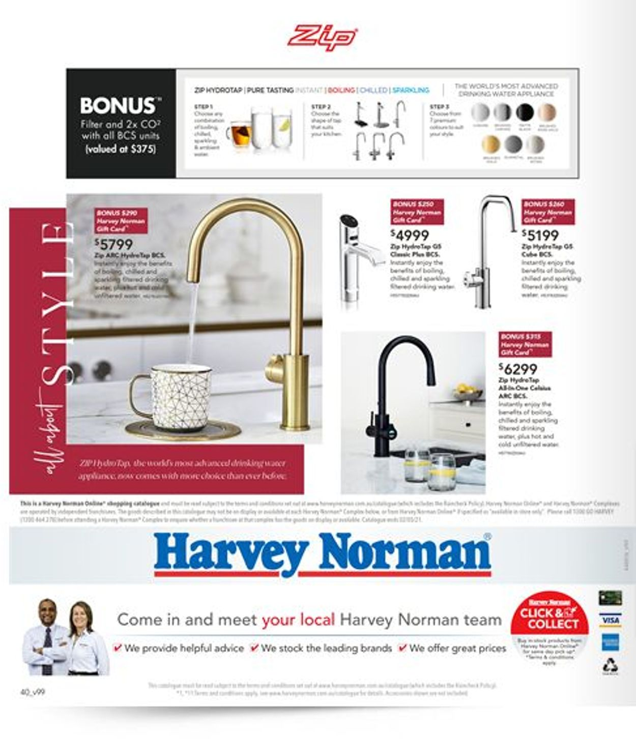 Harvey Norman Catalogue - 26/03-02/05/2021 (Page 40)