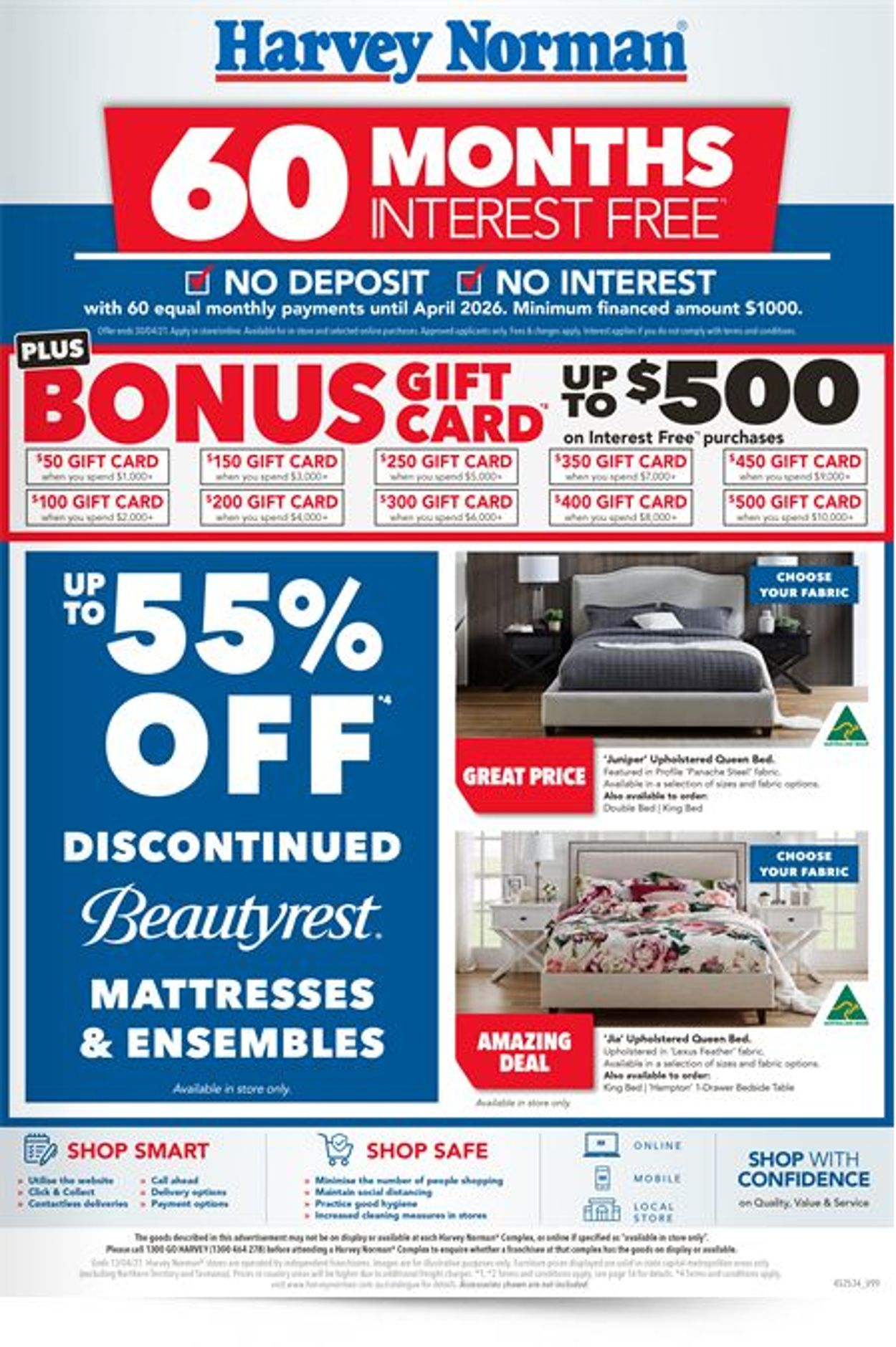 Harvey Norman Catalogue - 06/04-13/04/2021
