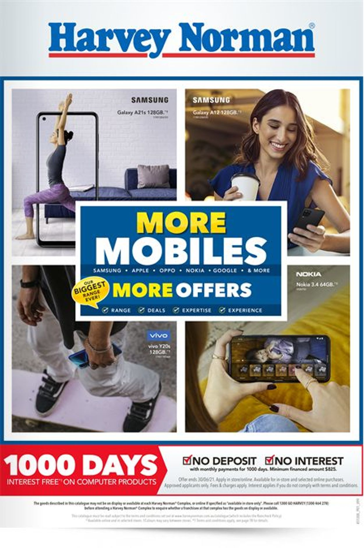 Harvey Norman Catalogue - 09/04-19/04/2021