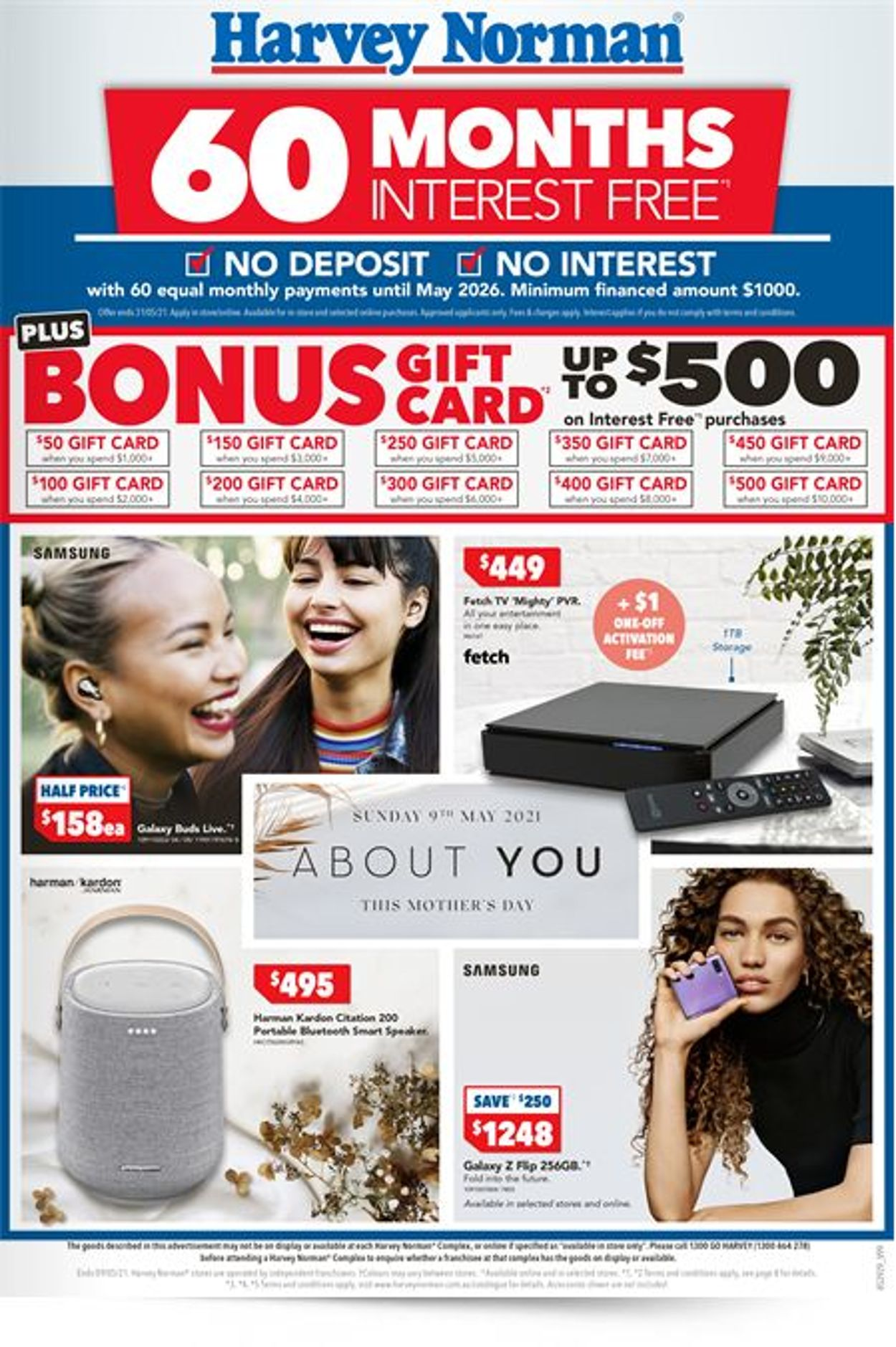 Harvey Norman Catalogue - 04/05-09/05/2021